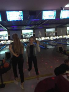 eternal youth group bowling outing