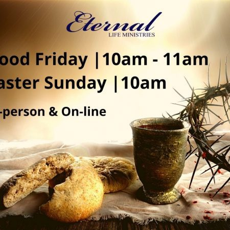 Easter Sunday service time