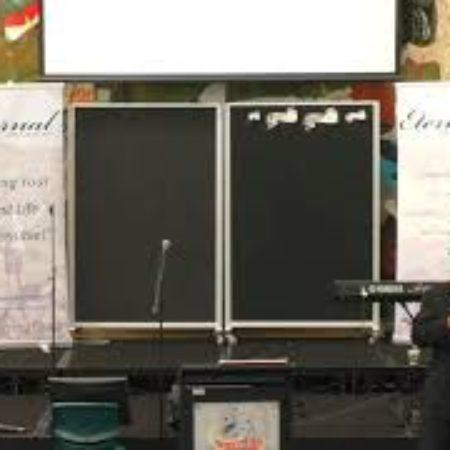 Sunday sermon Pastor Don Pillips