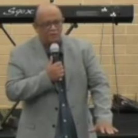 Sunday service Pastor Don Phillips