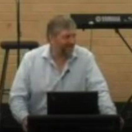 Ps. Chris Johnstone Sunday sermon at Eternal Life