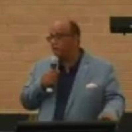 PS. Don Phillips speaking at Eternal Life Ministries Sunday service