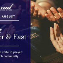 Join us for our 7 days of prayer and fasting